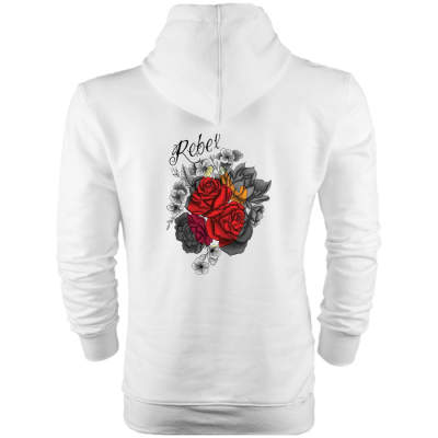 HH - Jora Rebel Rose Cepli Hoodie