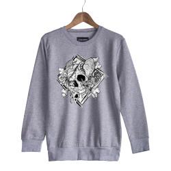 Jora - HH - Jora Rebirth Gri Sweatshirt
