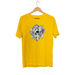 Jora - HH - Jora Rebirth Sarı T-shirt