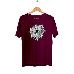 Jora - HH - Jora Rebirth Bordo T-shirt