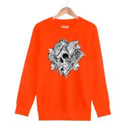 Jora - HH - Jora Rebirth Turuncu Sweatshirt
