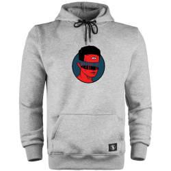 HH - Jora Red Man Cepli Hoodie - Thumbnail