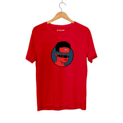 HH - Jora Red Man T-shirt - Thumbnail