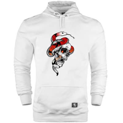 HH - Jora Snake Skull Cepli Hoodie (Fırsat Ürünü)