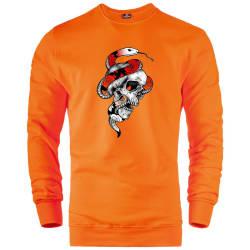 HH - Jora Snake Skull Sweatshirt - Thumbnail