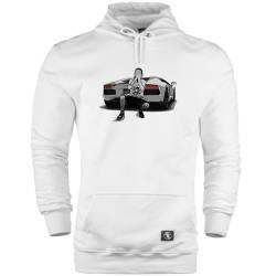 Keişan - HH - Keişan Lamborghini Cepli Hoodie