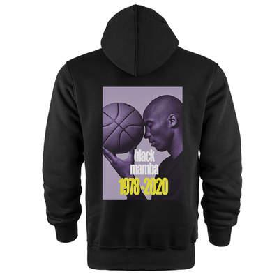 HH - Kobe - Black Mamba Hoodie (Değişim ve İade Yoktur)