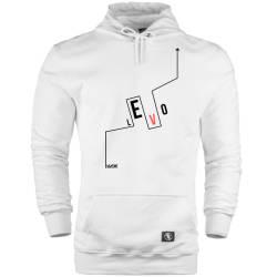 Levo - HH - Levo Logo Cepli Hoodie