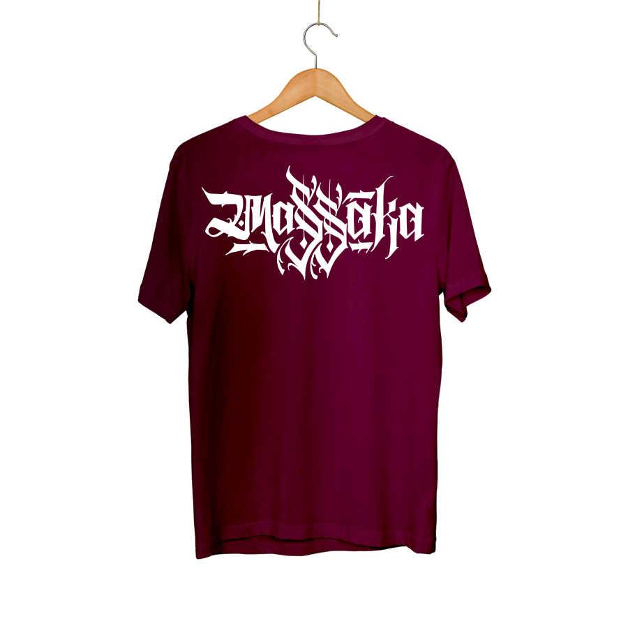 HH - Massaka 36 T-shirt (Seçili Ürün) - Bordo