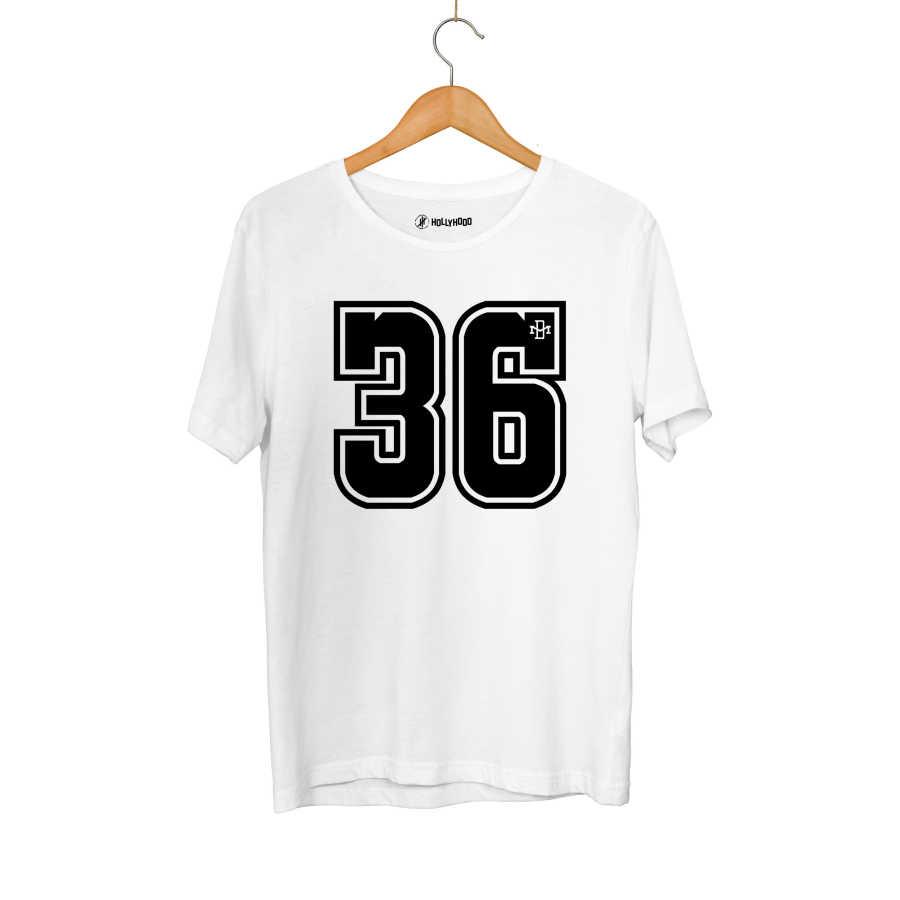 HH - Massaka 36 T-shirt (Seçili Ürün) - Beyaz