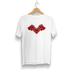 Mithrain - HH - Mithrain Logo Beyaz T-shirt (Outlet)