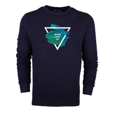 HH - Never Give Up Sweatshirt (Değişim ve İade Yoktur)