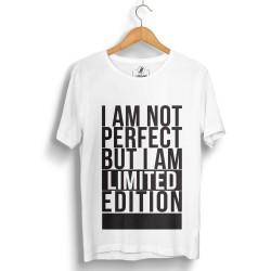 HollyHood - HH - Not Perfect Beyaz T-shirt (Outlet)
