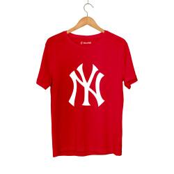 Outlet - HH - NY Big Kırmızı T-shirt (Seçili Ürün)