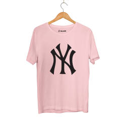 HollyHood - HH - NY Big Pembe T-shirt