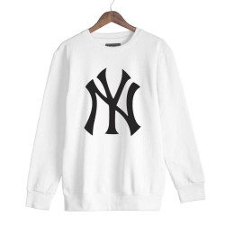 HollyHood - HH - NY Big Beyaz Sweatshirt