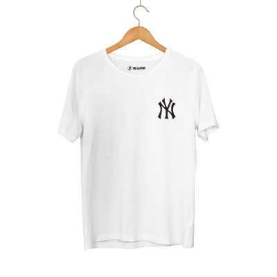 HH - NY Small Beyaz T-shirt (Seçili Ürün)