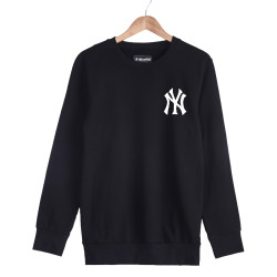 HollyHood - HH - NY Small Siyah Sweatshirt