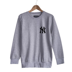 HollyHood - HH - NY Small Gri Sweatshirt