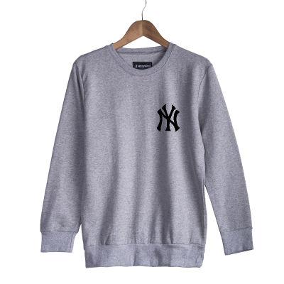 HH - NY Small Gri Sweatshirt