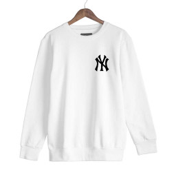 HollyHood - HH - NY Small Beyaz Sweatshirt