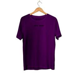 HollyHood - HH - Old London Slim Shady Mor T-shirt Tişört (Fırsat Ürünü)