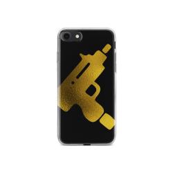 HollyHood - HH - Özel Kılıf Tasarım Gold Uzi
