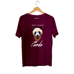 HH - The Street Design Panda Designer T-shirt - Thumbnail