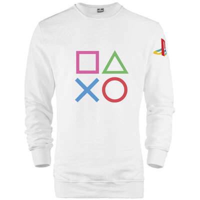 HH - Play Station Sweatshirt (Değişim ve İade Yoktur)