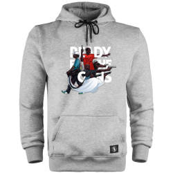 HH - Ready Be The Guns Cepli Hoodie - Thumbnail