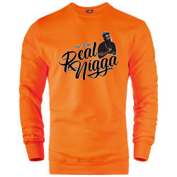 HH - Real Nigga Gun Sweatshirt - Thumbnail