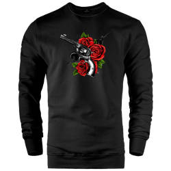 HollyHood - HH - Rose Gun Sweatshirt