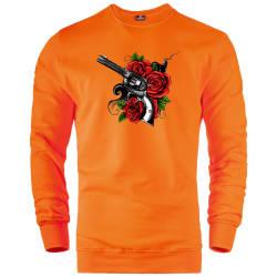 HH - Rose Gun Sweatshirt - Thumbnail