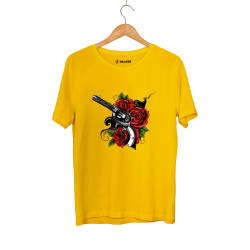 HH - Rose Gun T-shirt - Thumbnail