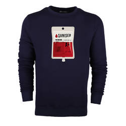 HH - Şanışer Blood Sweatshirt - Thumbnail