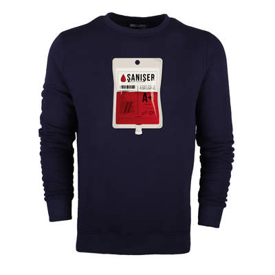 HH - Şanışer Blood Sweatshirt