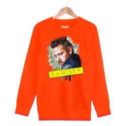 Şanışer - HH - Şanışer Jungle Turuncu Sweatshirt