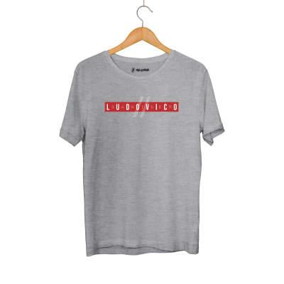 Şanışer - HH - Şanışer Ludovico Gri T-shirt