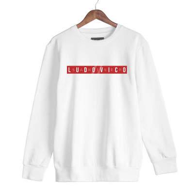 HH - Şanışer Ludovico Beyaz Sweatshirt (Fırsat Ürünü)