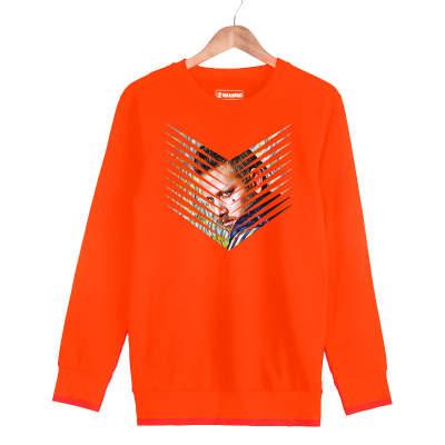 HH - Şanışer Pinales Turuncu Sweatshirt
