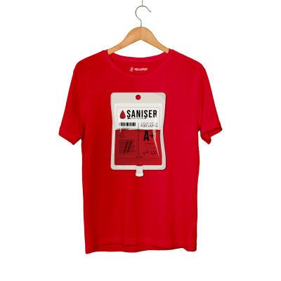 HH - Şanışer Blood Kırmızı T-shirt