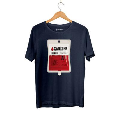 Şanışer - HH - Şanışer Blood Lacivert T-shirt
