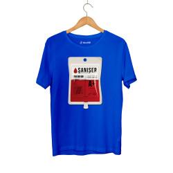 Şanışer - HH - Şanışer Blood Mavi T-shirt