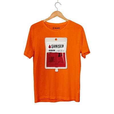 HH - Şanışer Blood Turuncu T-shirt