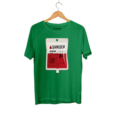 Şanışer - HH - Şanışer Blood Yeşil T-shirt