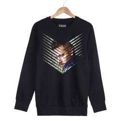 Şanışer - HH - Şanışer Pinales Siyah Sweatshirt
