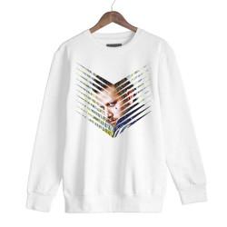 Şanışer - HH - Şanışer Pinales Beyaz Sweatshirt