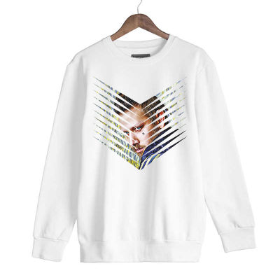 HH - Şanışer Pinales Beyaz Sweatshirt