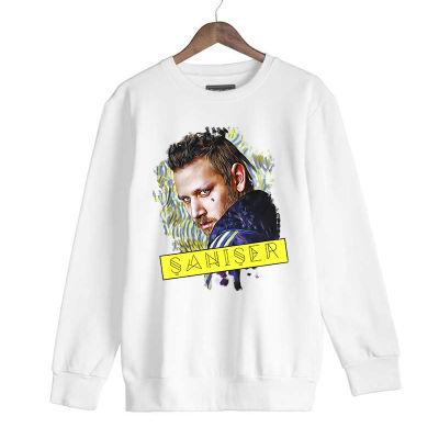 HH - Şanışer Jungle Beyaz Sweatshirt