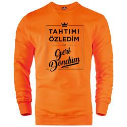 Şanışer - HH - Şanışer Tahtımı Özledim Sweatshirt